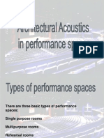 architectural acoustics.ppt