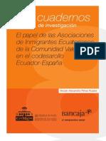 c8 Papel Asociaciones Ecuatorianos Codesarrollo
