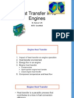 Heat Transfer in IC Engines