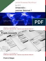 Séance 9 // Internet et Démocratie