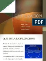 Liofilizaci n