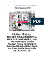 Military Resistance 11K  2 -  Hidden History