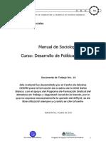 Manual de Sociologia