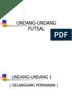 Undang-Undang Futsal.ppt
