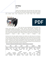 Thermal Over Load Relay.docx