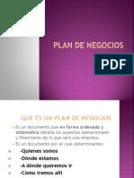 Plan de Negociops
