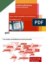 Pwc Etude Web Acheteurs121113
