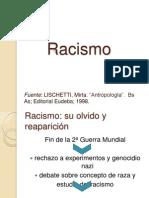 Racismo como problemática Cs Soc