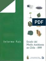 Estado Del Medio Ambiente en Chile 1999