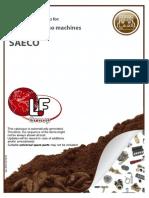 Espresso Machines SAECO 201310170416 Lf