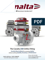 Canalta DBB Product Manual - LOW RES