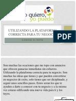 Utilizando La Plataforma Correcta Para Tu Negocio.pdf