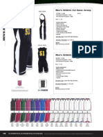 russell basketball uniforms