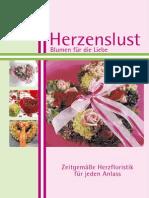 Herzenslust Deutschland - Blumen für die Liebe.