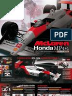 Ayrton Senna Mclaren Mp44