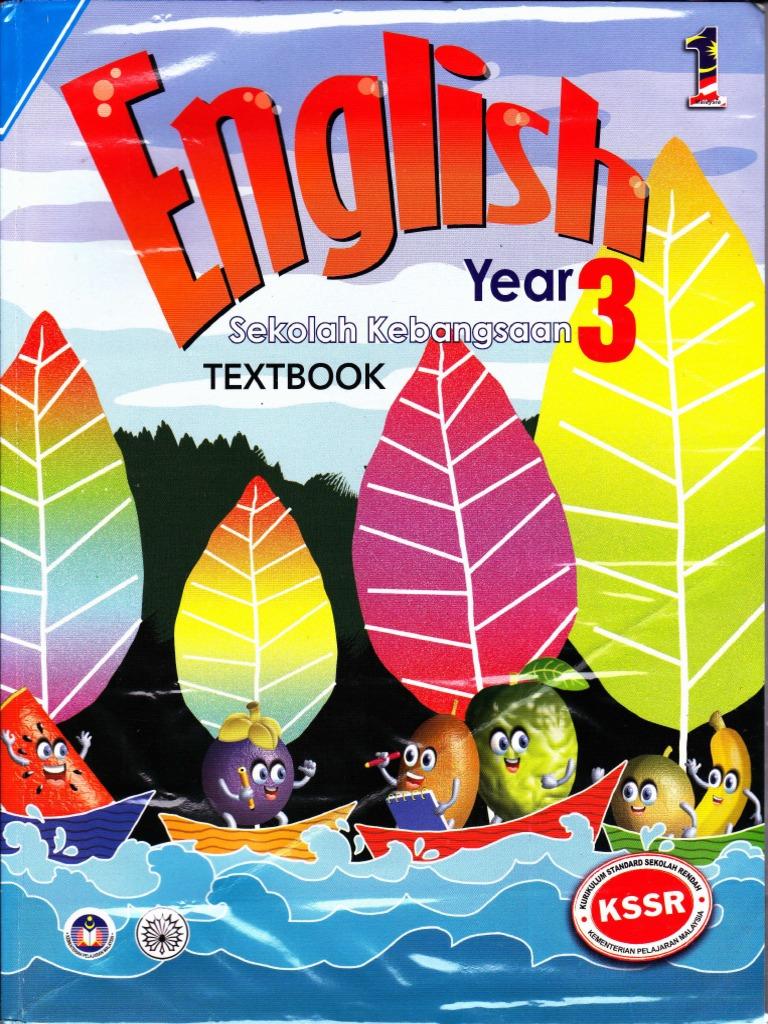 English Year 4 Textbook