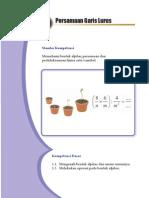 Matematika Kls 7 Bab 3