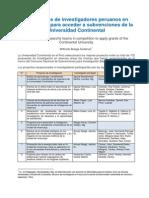 102equiposdeinvestigadoresperuanosencompeticin-110726130103-phpapp01