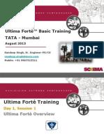 Ultima Forte Basic Training_Huawei_India.pptx