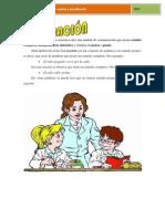Guía Didáctica sobreSUJETO Y PREDICADO