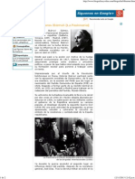 Biografia de Dolores Ibárruri [La Pasionaria]