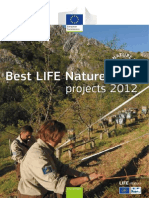 Best LIFE Nature Projects 2012
