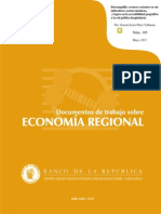 Barranquilla Avances recientes en sus indicadores socioeconómicos y logros en la accesibilidad geográfica a la red pública hospitalaria