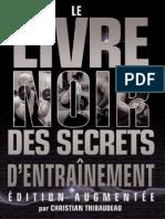 Thibaudeau - Livre Noir Entrainement Edition 2
