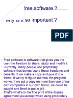 2. why free softwares