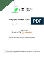 Fortran 90 Skript (Deutsch)