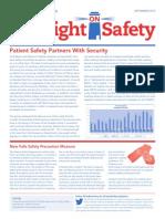 Spotlight on Safety