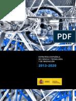 Estrategia Espanola Ciencia Tecnologia Innovacion