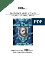 Montaigne - Diario Italia