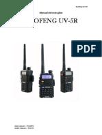 Manual PT-BR Baofeng UV5R
