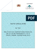 Note Circulaire des Impots n 721- LF 2013 Maroc.pdf