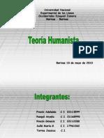 diapositivas teoria humanista