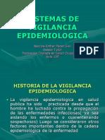 Sistemas de Vigilancia Epidemiologica-presentacion