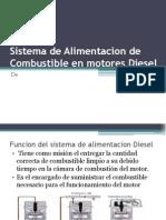 Sistema de Alimentacion de Combustible en motores Diesel.ppt