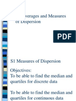 S1 Measures of Dispersion.ppt