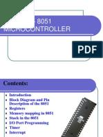 8051 Architecture Full