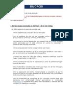 el divorcio en uruguay