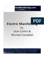 Electric Manifesting Book
