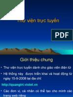 Thu Vien Truc Tuyen