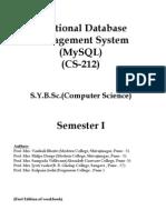 RDBMS Modern College5