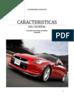 CARACATERISTICAS DEL CIGÜEÑAL