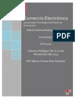 Comercio Electronic o