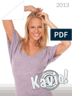 Kavio! 2013 Catalog