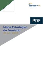 Mapa Estrategico Do Comercio 2014 2020