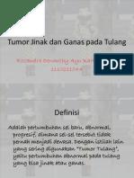 Tumor Jinak Dan Ganas Muskuloskeletal