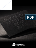 Embossing and Debossing File Setup Guide